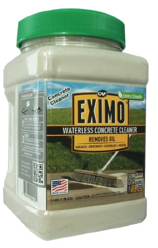 EXIMO Waterless Concrete Cleaner 3 LBS