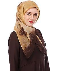 Modest Forever Digital Print Chiffon Hijab / Scarf