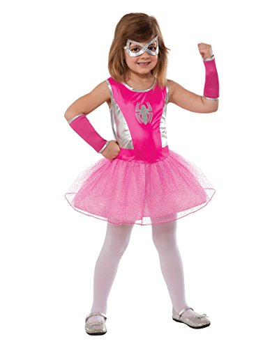 Rubie's Marvel Universe Classic Collection Pink Spider-Girl Costume