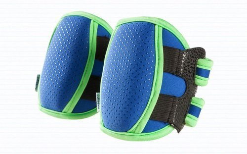 Blue Knee Blue Knee Protector Pads For Baby Kid Knee Crawler Toddler Safety Crawling One Pair Waterproof