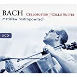 Bach : Cello Suites, Six Suites for solo cello BWV 1007-1012
