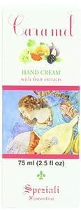 Speziali Fiorentini Hand Cream, Caramel, 2.54 Ounce