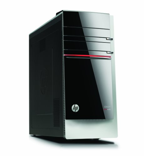HP ENVY 700-130 Desktop with Beats Audio