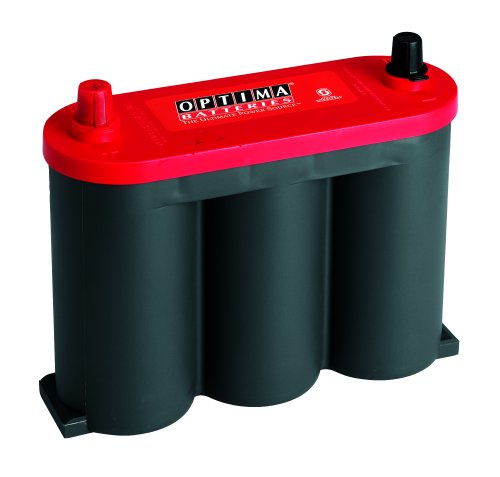 Optima Batteries 8010-044 6V RedTop Starting Battery