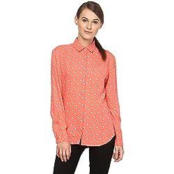 Annapoliss Women's Shirts (ANWH04_Pink_Medium)