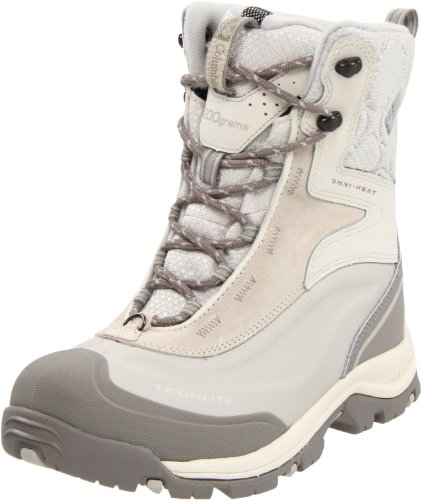 Columbia Women's Bugaboot Plus Turtle Dove, Goat Snow Boot BL1490 7 UK