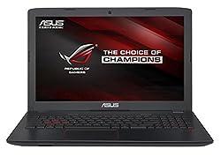 Asus GL552VW-CN430T 15.6-inch Laptop (Core i7-6700HQ/16GB/1TB/Windows 10/Integrated Graphics), Black