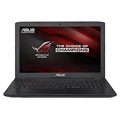 Asus GL552VW-CN430T 15.6-inch Laptop (Core i7-6700HQ/16GB/1TB/Windows 10/Integrated Graphics), Black