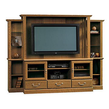 Orchard Hills Full Size Entertainment Center