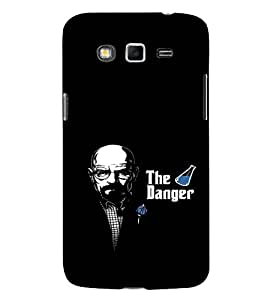 EPICCASE Breaking meth Mobile Back Case Cover For Samsung Galaxy Grand Neo (Designer Case)