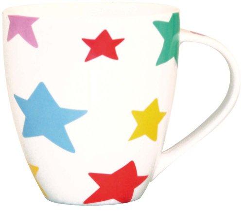 "Cath Kidston'S ""Stars"" Porcelain Mug 16.9-Ounce Capacity"