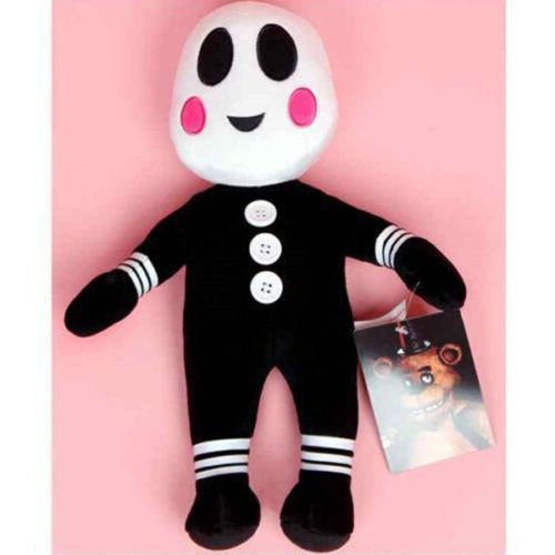 teambuckle-FNAF-Five-Nights-at-Freddys-Puppet-Marionette-Clown-Plush-Toy-13inch-Kids-Gifts