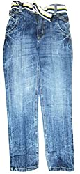 Topchee Kids' Jeans (JNK-07_Blue_2 to 3 Years)