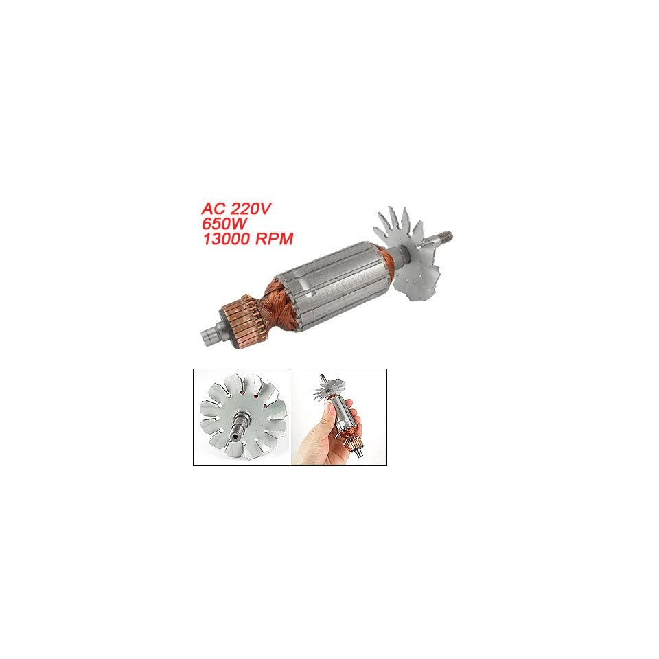 amico ac 220v 13000 rpm electric motor rotor for angle