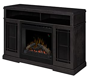 Dimplex Farley Media Electric Fireplace Console 20 Inch Home Kitchen