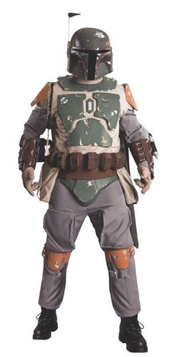 Boba Fett Supreme Men's Costume (XL)
