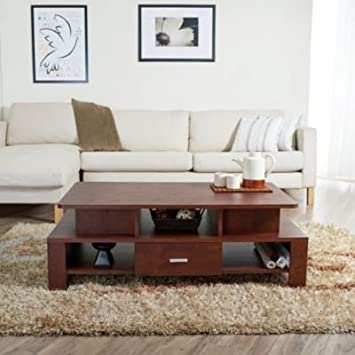 Hokku Designs High Quality Alexzana Coffee Table