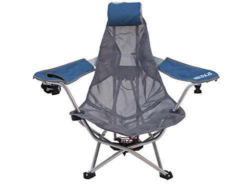 Kelsyus Mesh Backpack Camp Chair (Low Profile Beach Chair compare prices)