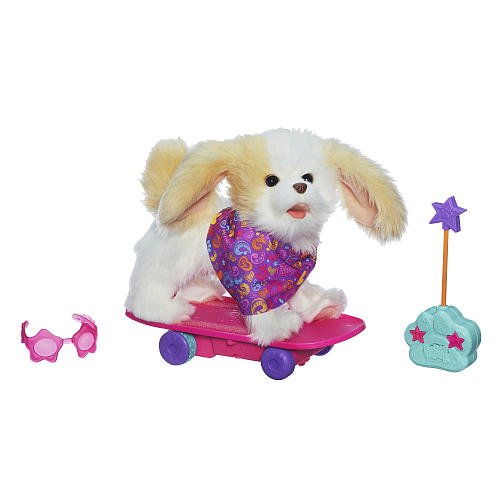 FurReal Friends Trixie the Skateboarding Pup Pet