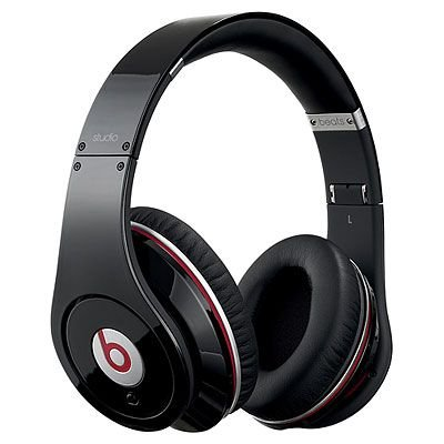 Beats By Dr. Dre Studio Headphones (Black)