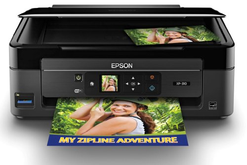 Epson XP-310 Wireless Color Photo Printer  Scanner