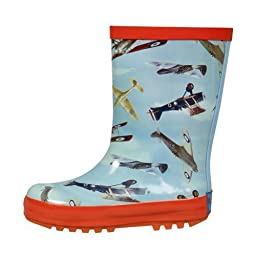 RanyZany Adventurous airplane boot, 3