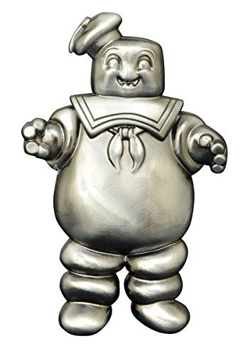 Diamond Select Toys Ghostbusters: Stay Puft Marshmallow Man Metal Bottle Opener