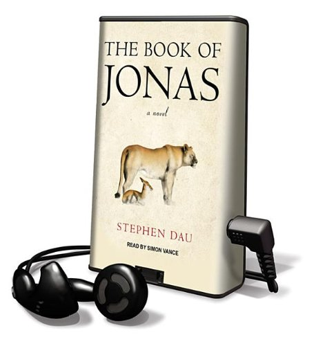 The Book of Jonas [With Earbuds] (Playaway Young Adult)