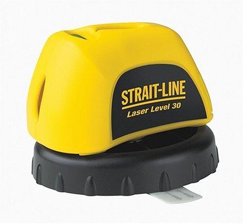 IRWIN Tools STRAIT-LINE LL30 360-Degree Rotating Laser Level (6041100CD)