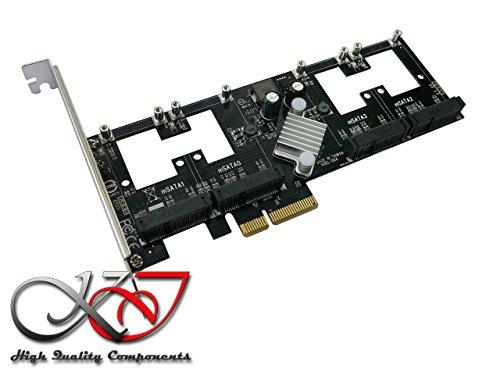 kalea-informatique-c-carte-controleur-pcie-msata-30-4-ports-raid-0-1-10-chipset-marvell-88se9230-gam