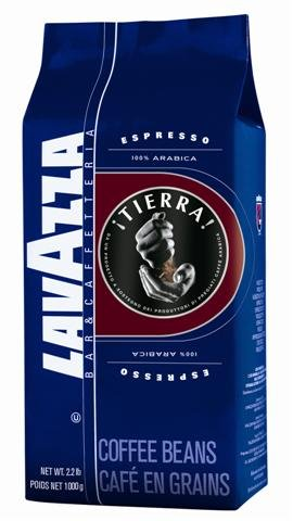 Lavazza Coffee Beans Tierra 6x1kg