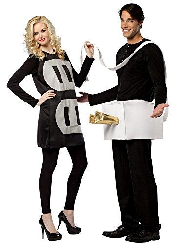 [Couples Costume: Plug and Socket] (Plug And Socket Costumes)