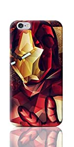 Merchbay Back Cover for Apple iPhone 6 (Multicolor) [Electronics]