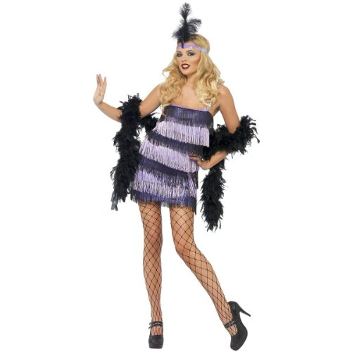 Flapper Costume - Small - Dress Size 6-8