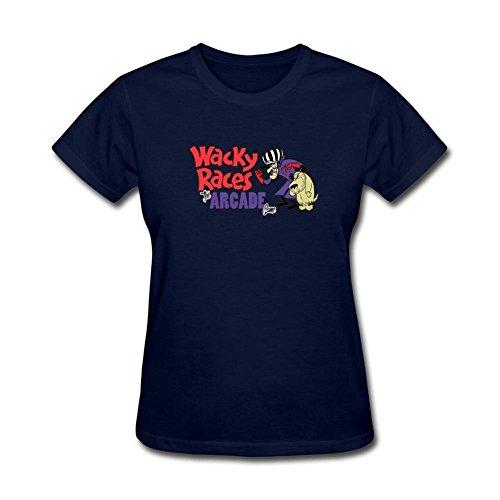STROFA Women's Wacky Races Short Sleeve T Shirt