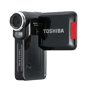 Toshiba Camileo P10 HD-Camcorder