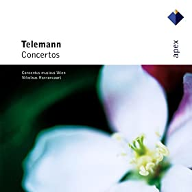 Telemann : Overture for 2 Horns in F major TWV44, 7 : I Overture