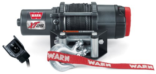 Great Features Of WARN 75500 XT25 Extreme Terrain 2500-lb Winch