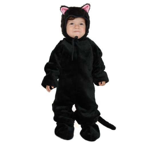 Little Cat Toddler Costume (As Shown;Infant)