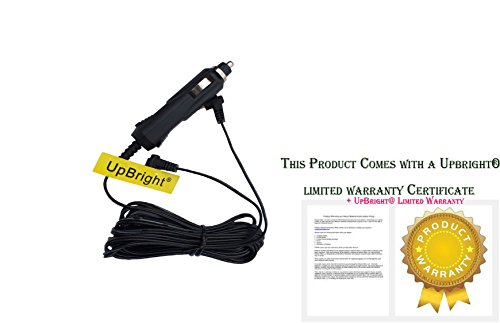 UpBright Car DC Adapter For RCA DRC62705E24G DRC62705 DRC62705E DRC62705E24 DRC 62705 DRC 62705E24G Double Play Mobile DVD Movie System Auto Vehicle Camper Lighter Plug Power Supply Cord Cable (Mobile Plug compare prices)