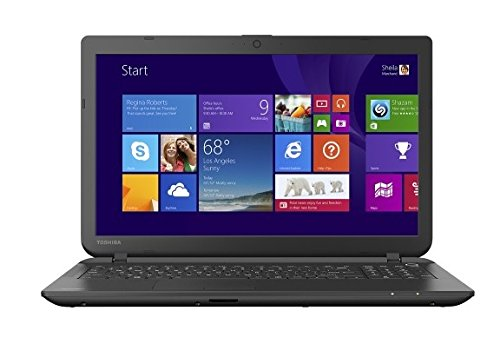 Toshiba Satellite C55-B5101 15.6-Inch Laptop PC -Intel Celeron Processor N2840 / 4GB Memory / 500GB HD / DVD±RW/CD-RW / Webcam / Windows 8.1 64-bit nokotion sps v000198120 for toshiba satellite a500 a505 motherboard intel gm45 ddr2 6050a2323101 mb a01