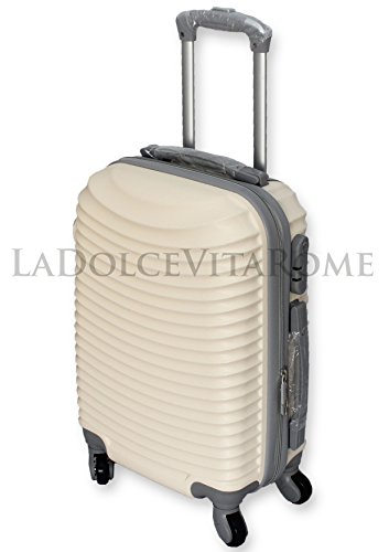 trolley-valigia-bagaglio-a-mano-cabina-ryanair-easy-jet-4-ruote-low-cost-2016-beige