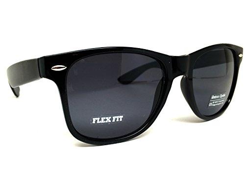 d575025cba Retro Optix - Wayfarer Sunglasses Classic 80  39 s Vintage Style Design  (Classic
