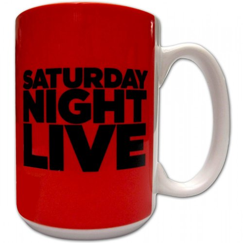Saturday Night Live Logo Mug