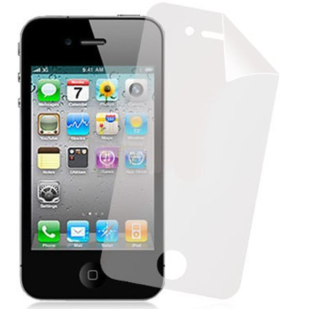 Apple iPhone 4G Cell Phone LCD Screen Protector