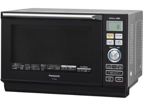 Panasonic オーブンレンジ 26L ブラックシルバー NE-M265-KS