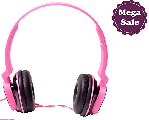 New Year Sale Hangout GRAND PRO Headset HO-72-Pink
