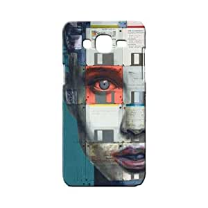 G-STAR Designer 3D Printed Back case cover for Samsung Galaxy A8 - G4925