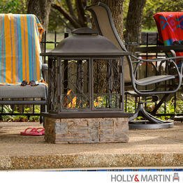 Holly & Martin Burke Portable Gel Fireplace photo B008Y64KCG.jpg