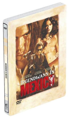 Irgendwann in Mexico - Steelbook Edition